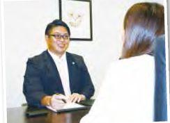 弁護士の仕事の写真